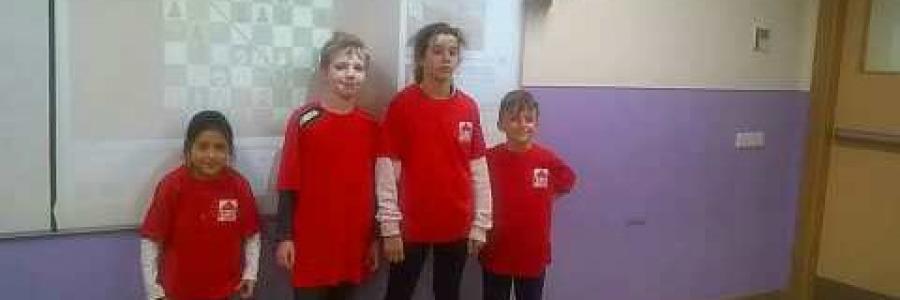 Hemos participado en el II Campeonato de Europa de Ajedrez por colegios