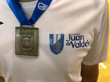 Nuestro equipo de fútbol sala Alevin se proclamó este pasado sábado CAMPEÓN DE LA COMUNIDAD DE MADRID