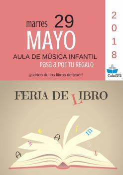 29 de mayo. Feria del Libro Infantil