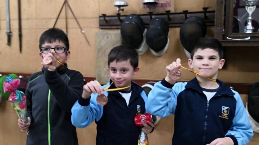 El pasado viernes 14 se celebró el Torneo de Navidad de Esgrima, en el Centro Cultural de los Ejércitos