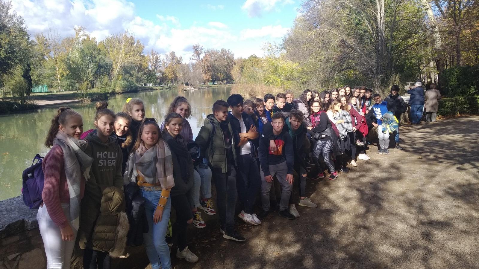 Gran visita de nuestros alumnos alemanes: ¡Gute reise zurück!