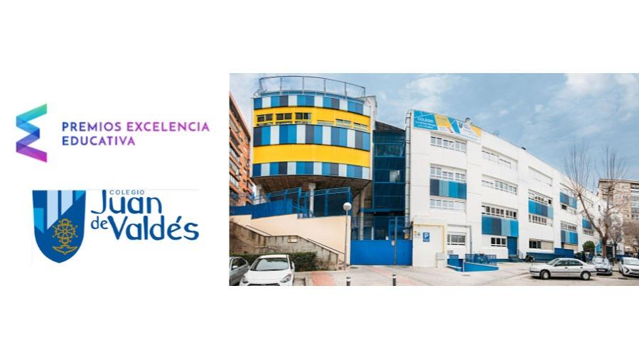 El Juan de Valdés es galardonado en los Premios Excelencia Educativa 2020