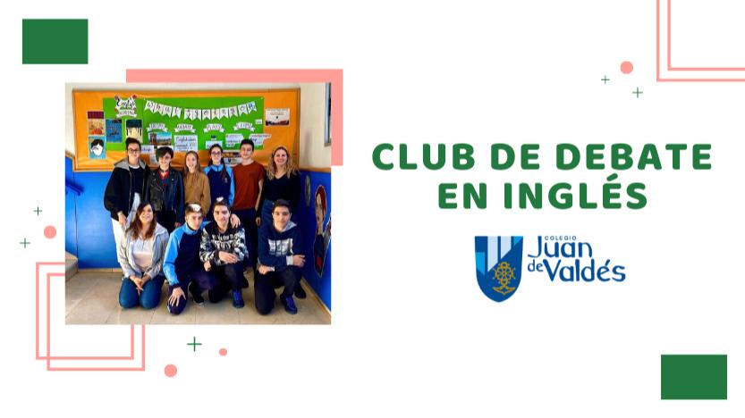 ¡Hola, Club de Debate en Inglés!