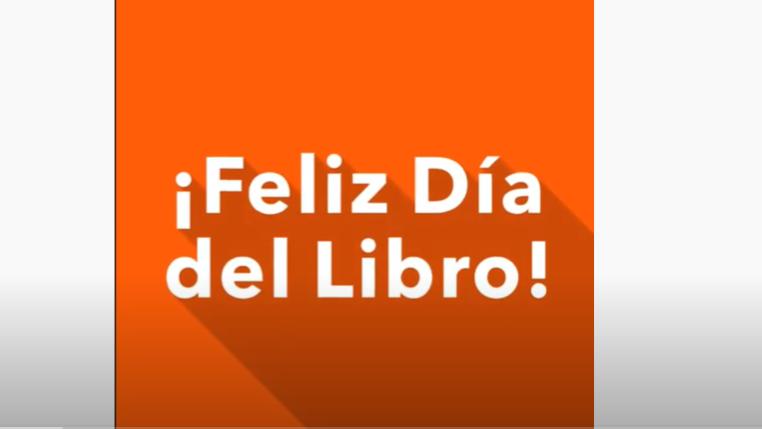 ¡Feliz Día del Libro! by Juan de Valdés