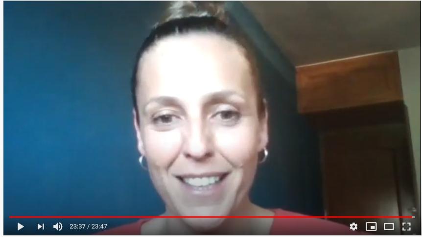 Vídeo del taller online de Escuela de Familias: ¡Bye, bye pañal!