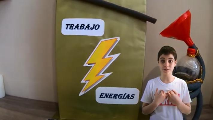 ¿Energía cinética? ¿potencial? ¿mecánica? Todas las respuestas by nuestro alumno Jorge (3º ESO C)