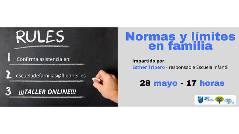 """Escuela de Familias online celebra el taller """"Límites y normas en familia"""""""