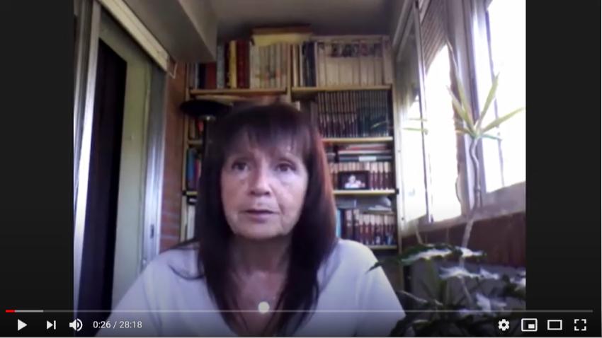 Vídeo del taller online de Escuela de Familias: Conflictos en la pareja tras la llegada de los hijos
