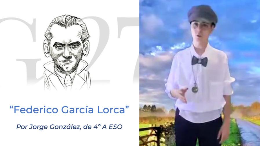 4º ESO: estudiamos la Generación del 27 en Lengua Castellana y Literatura