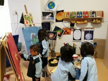 Atelier- Aula Multisensorial del Colegio Juan de Valdés