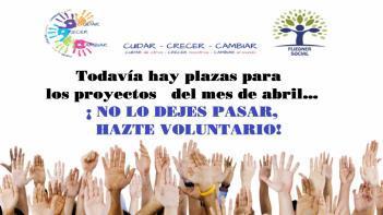 Participa en el proyecto CUIDAR-CRECER-CAMBIAR
