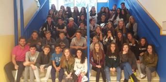Intercambio con los alumnos alemanes del colegio Elisabeth von Thadden en Heidelberg (Alemania)