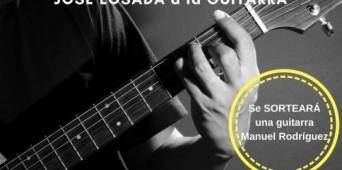 El próximo 21 de mayo se celebra un concierto solidario de Flamenco en la Fundación Federico Fliedner