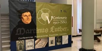 Exposición Conmemorativa V Centenario de la Reforma