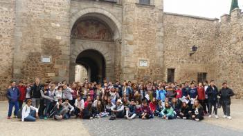 Intercambio con los alumnos del Colegio Davenat en Inglaterra