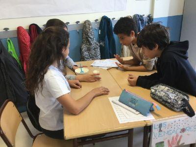 Science Project El Porvenir 6º Primaria