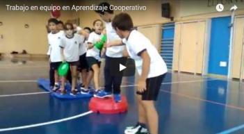 No os perdáis la siguiente clase de Educación Física donde trabajamos aplicando el Aprendizaje Cooperativo