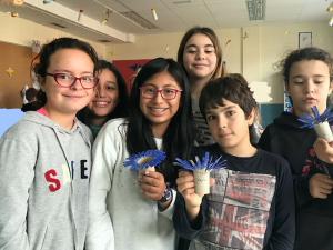 Proyecto Harry Potter en Science en El Porvenir