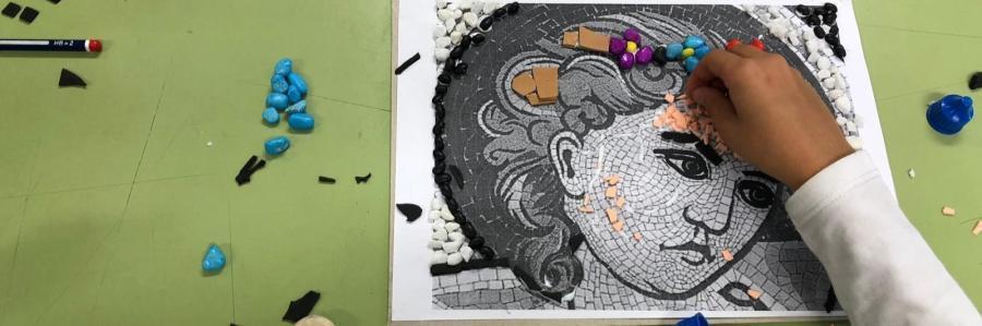 """Taller: """"El arte del mosaico"""""""