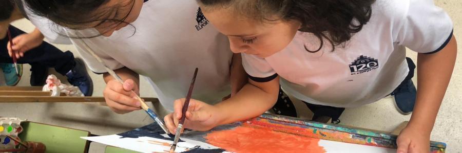 """Taller sobre la vida y obra de Claude Monet ,""""El paraíso del color"""""""