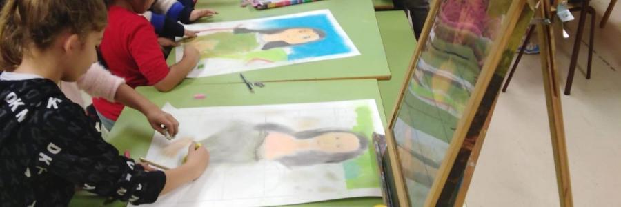 Los alumnos de 3º de Educación Primaria estudian el Renacimiento