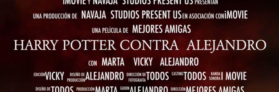 "Tráiler ""Proyecto Harry Potter"" de 6º de Primaria"
