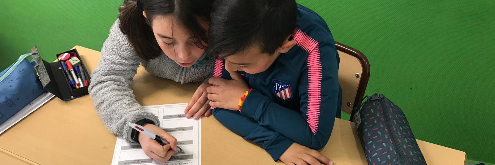 Aprendizaje por proyectos en 5º de Primaria: ¡Reporteros en acción!