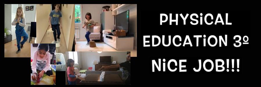 Phisical Education 3º Primaria