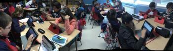 Nuestros alumnos en EEUU