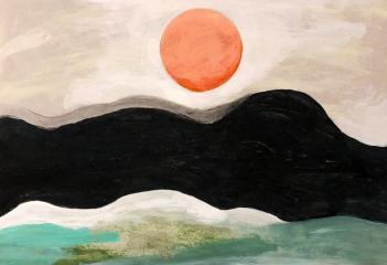 Taller sobre la vida y la obra de la artista modernista Geogia O'Keeffe