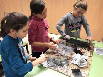 Nuestros alumnos están trabajando la vida y obra de Francisco de Goya