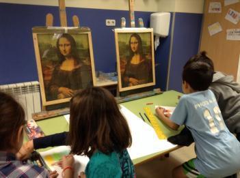"""Taller """"Leonardo: el artista científico"""""""