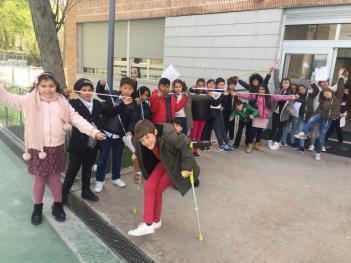 MEDIMOS NUESTRO COLEGIO EL PORVENIR
