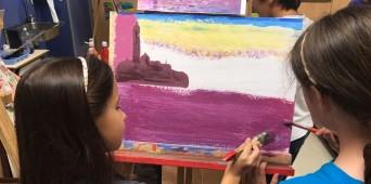 """Taller sobre la vida y obra de Claude Monet: """"Monet el paraíso del color"""""""