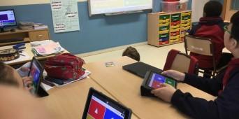 El uso de iPad en algunas aulas de Ed. Primaria