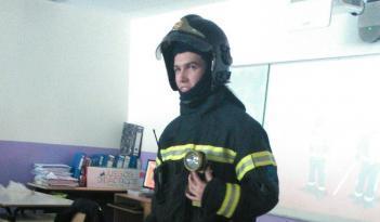 """""""Quiero ser bombero"""""""