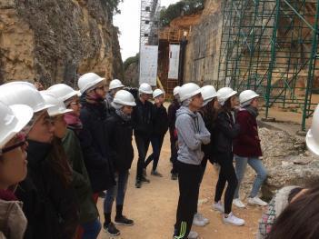 Bachillerato visita Atapuerca