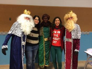 Llega la Navidad con los alumnos de Bachillerato