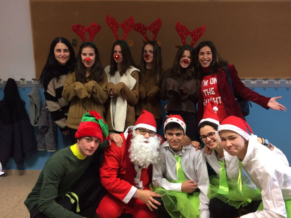 renos-duendes-Papá Noel-mentoras