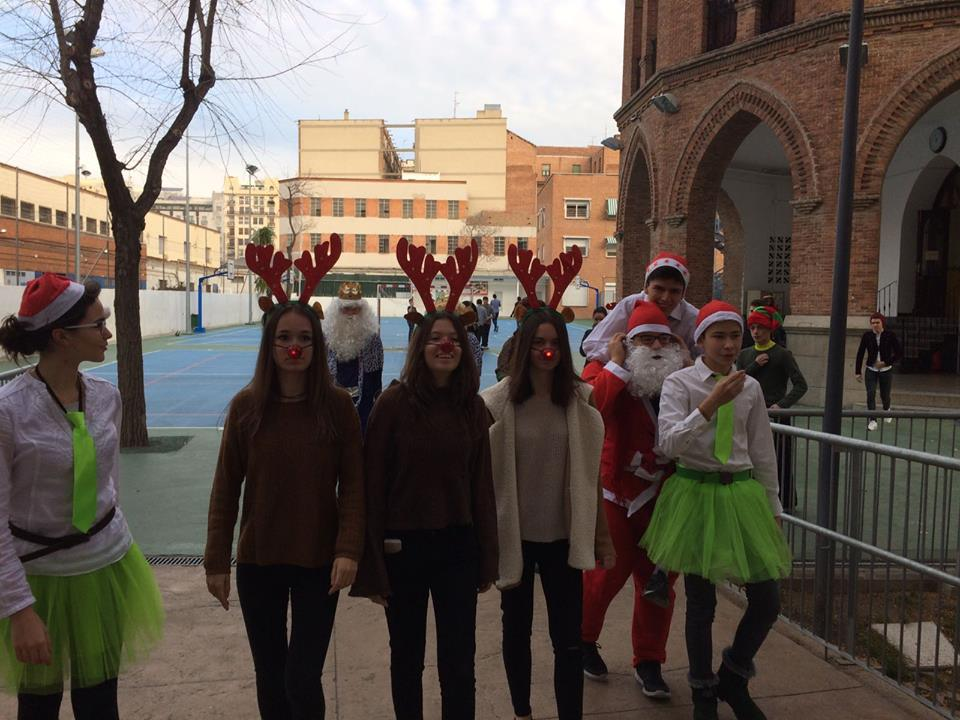entrada colaboradores Navidad