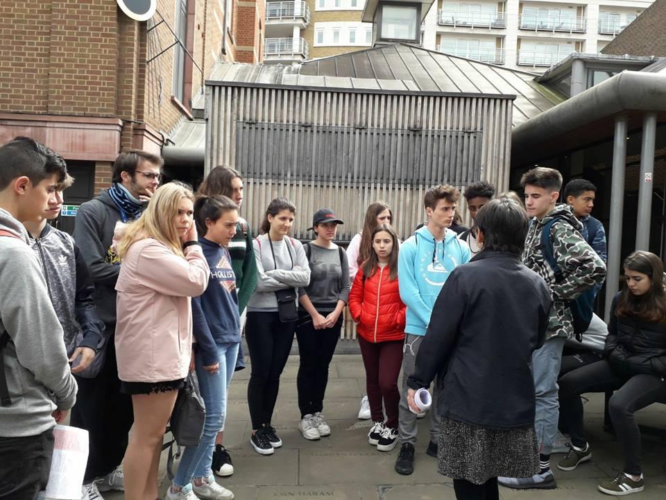 foto3-Intercambio Inglaterra4ºESO