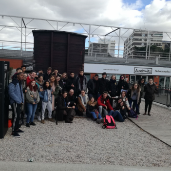 Visita a la exposición Auschwitz