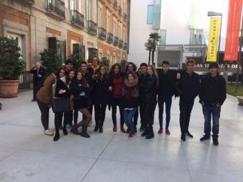 Bachillerato visita el museo Thyssen