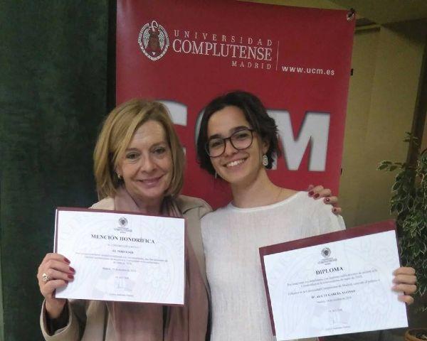 Alicia Alonso y Raquel Galán en la UCM