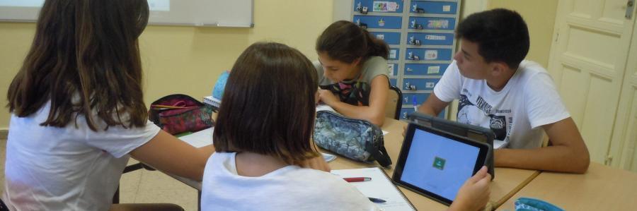 Arrancan las clases en Secundaria y Bachillerato
