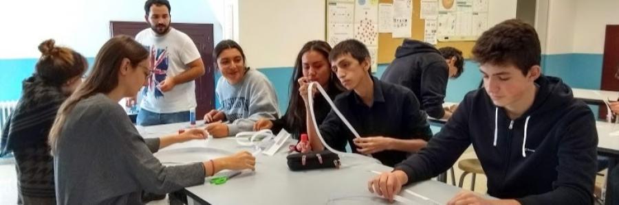 Taller sobre Biología Molecular en 2º de Bachillerato