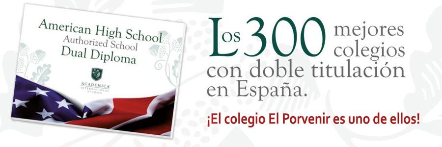 En Secundaria y Bachillerato, llevamos tres cursos trabajando con Academica Diploma Dual