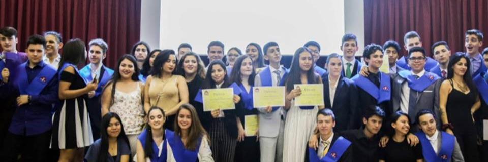 Y se graduaron...