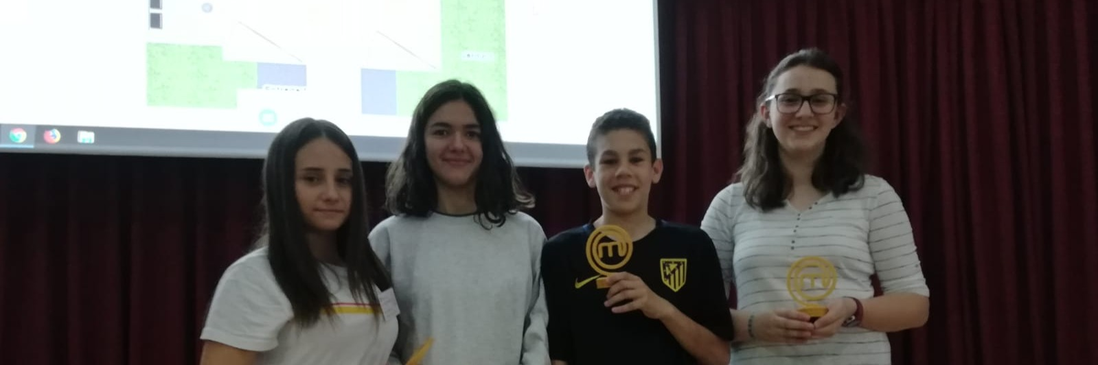 "Final ""Mateschef El Porvenir 2019"""