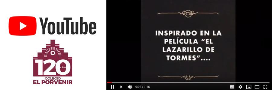 """Audiovisuales de 2º ESO en Literatura: Proyecto """"#X2PORVENIR"""" y """"#YTULOCAMBIARIAS"""""""